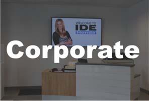 Corporate Digital Signage