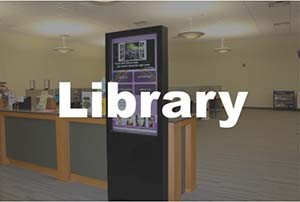 Digital Signage for Libraries