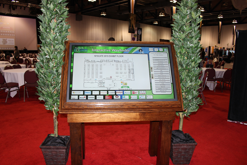 NYSCATE 2016: Interactive Systems