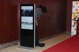 Oscar's Welcome Kiosk 1