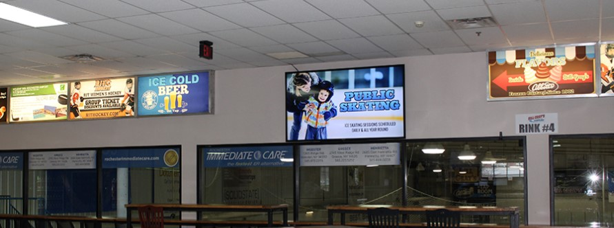 Video Walls Seamless Display
