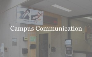 Digital Signage -Campus Communication