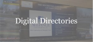Digital Signage - Digital Directories