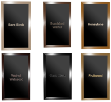 Digital Sign Frames