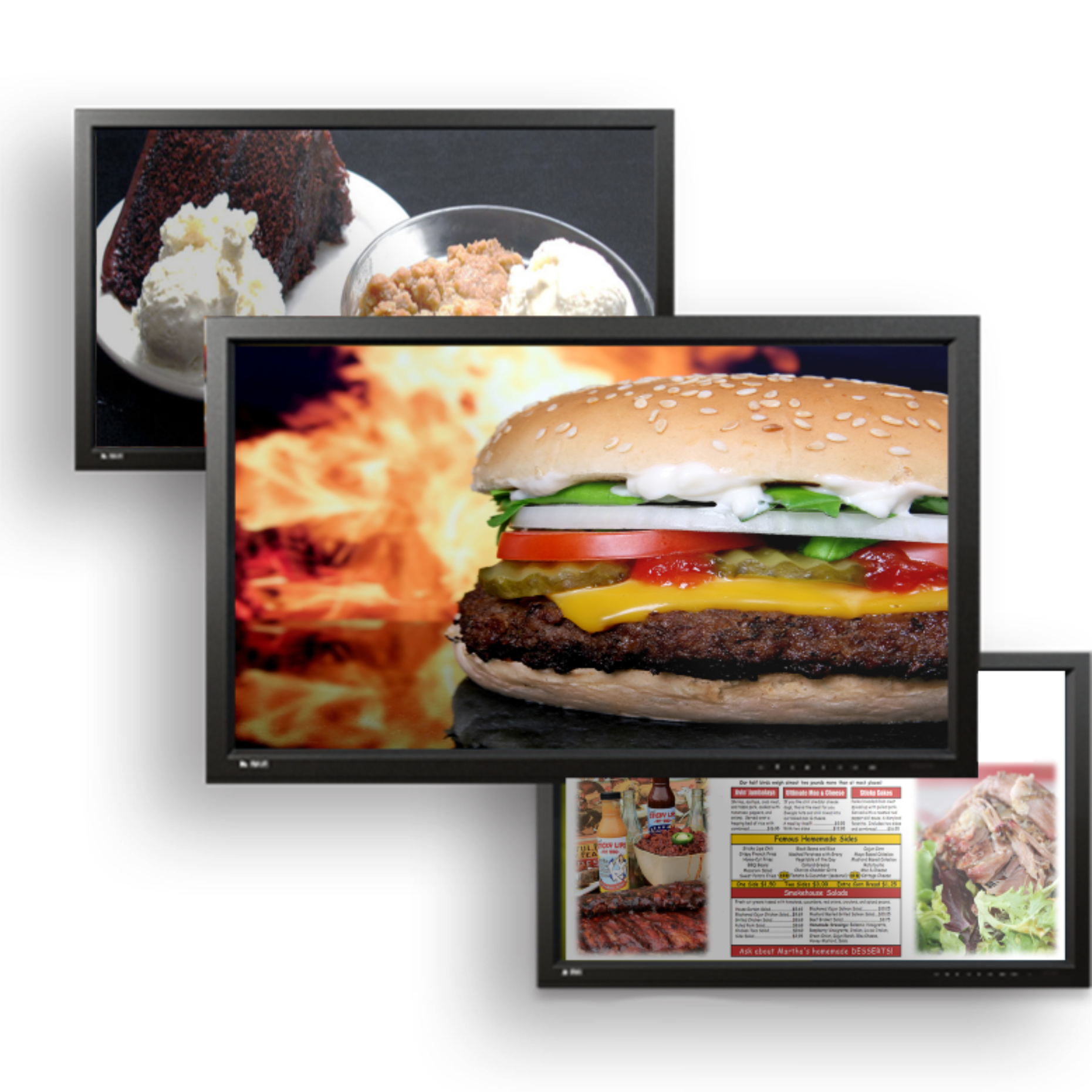 Restaurant Digital Menu Boards