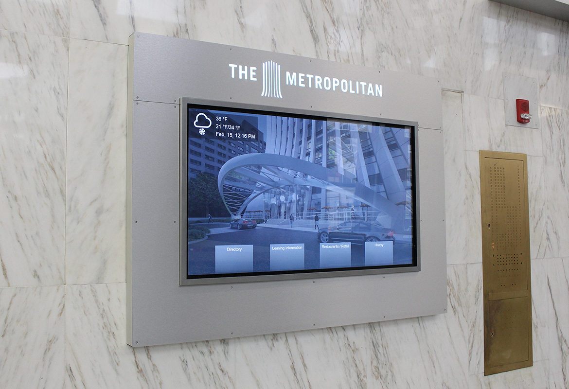interactive directory, touchscreen directory, digital lobby display, digital lobby touchscreen, lobby touchscreen, wayfinder, interactive wayfinder, wayfinding, building wayfinding