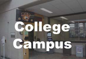 Digital Signage for Campuses