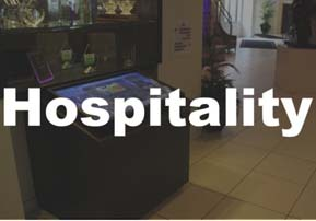 Digital Signage for Hotels and Hospitality