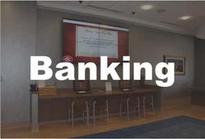 Digital Signage for Banking