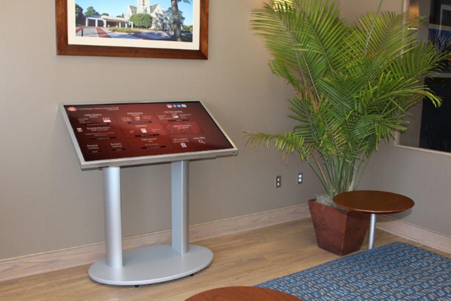 Digital Signage for Banks - Interactive Kiosks for Banks