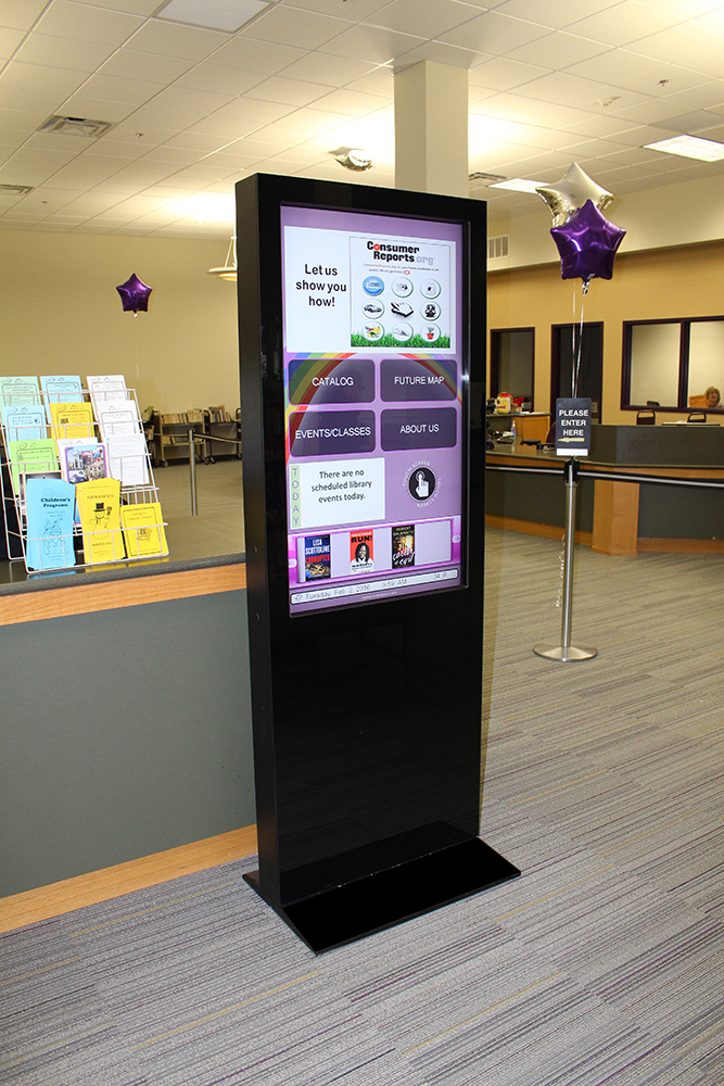 Interactive Kiosks in Unexpected Places | Empire Digital Signs
