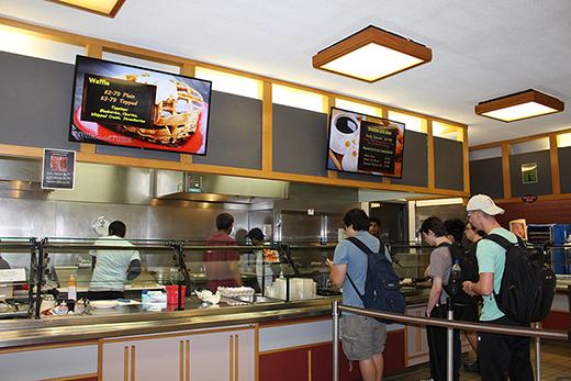 digital signage, digital menu boards rochester