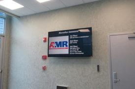AMR Building