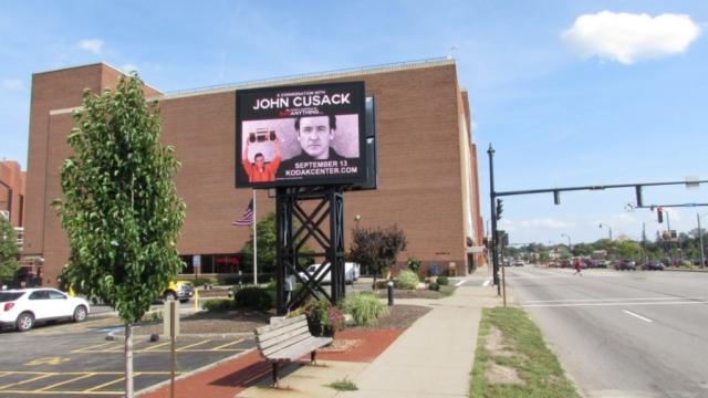 digital billboard, led sign
