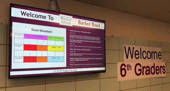 barker road school system, education school system, digital education system, digital education school system
