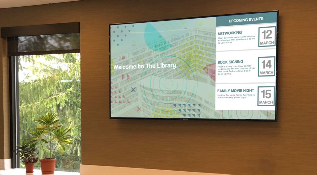 Standard_Library Signage